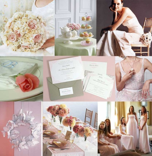 Pink-and-White-Wedding-Inspiration-Board