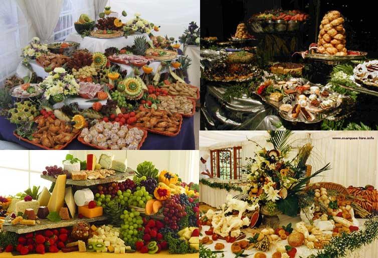 Food And Drink Displays Elizabeth Anne Designs The