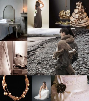 Brown-and-Gray-Wedding-Inspiration-Board