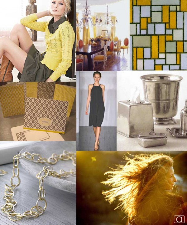 Modern-Daffodil-and-Pewter