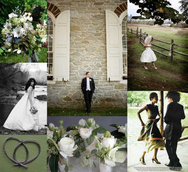 Olive and Gray - Elizabeth Anne Designs: The Wedding Blog