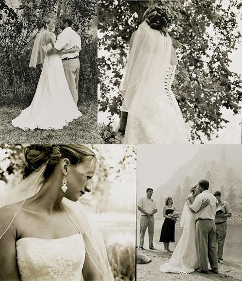 Real Weddings Blog: Real Weddings: Jeff + Judy 9.2.06, Part II