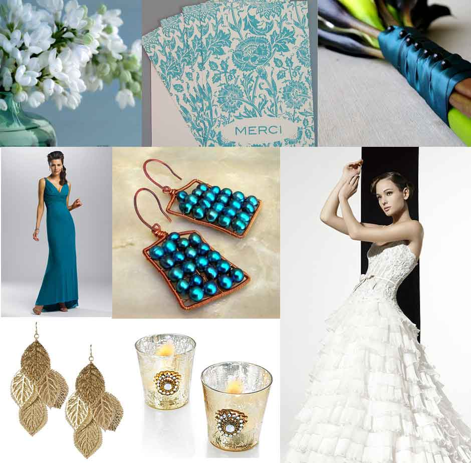 Is Teal a good idea.......? - wedding planning discussion forums