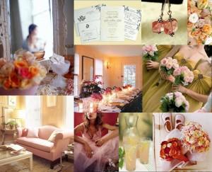 Pink-Lemonade-Wedding-Inspiration-Board