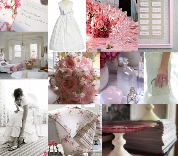 Pink-White-Romantic-Wedding-Inspiration-Board