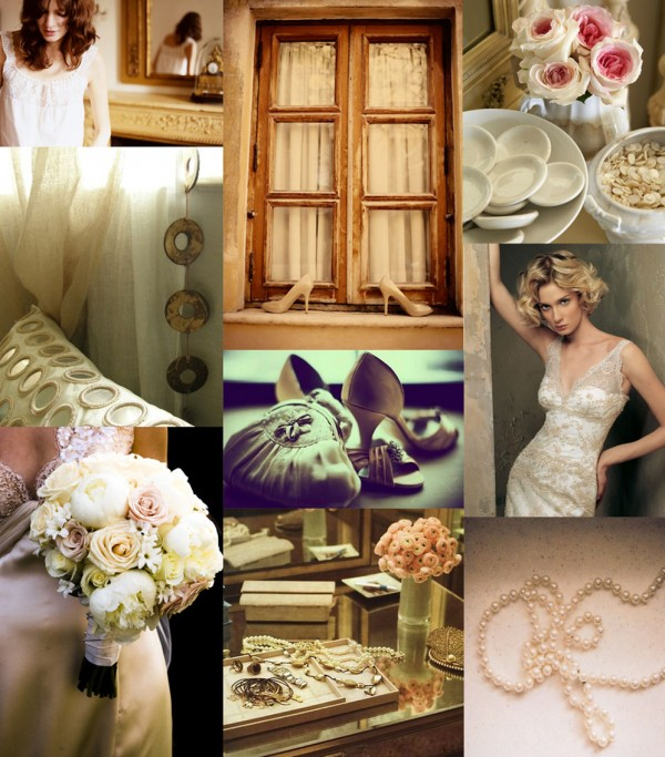 antique-pink-and-gold-wedding-ideas
