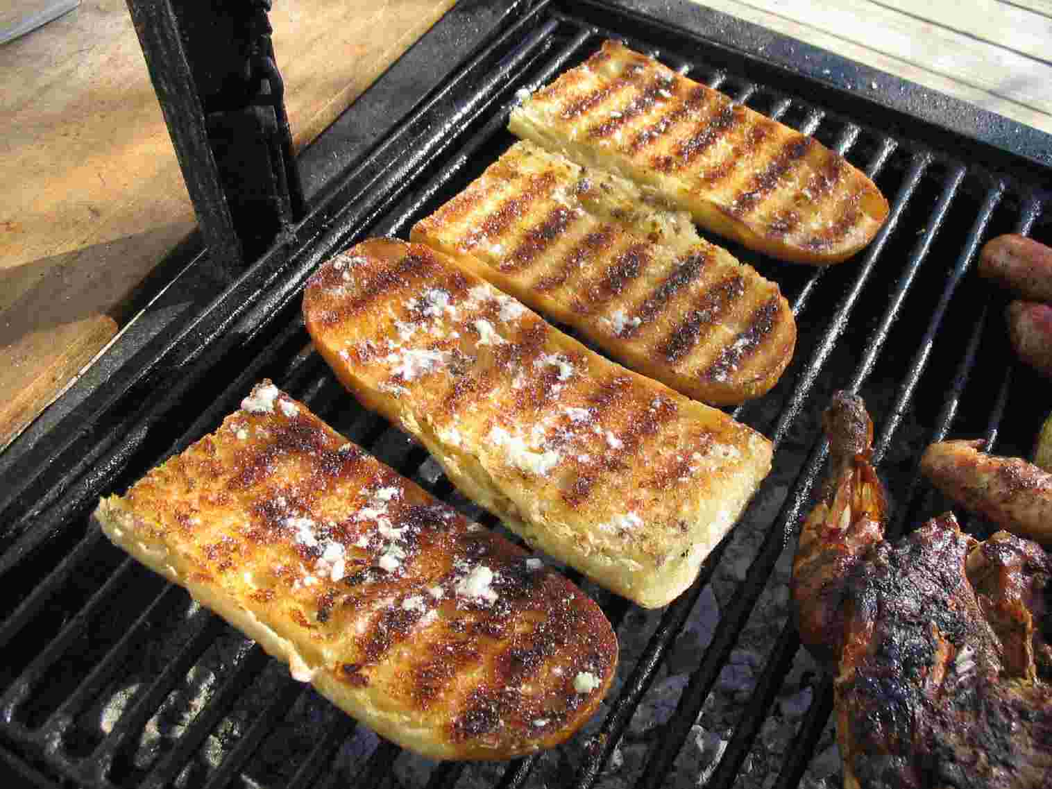 grilled-bread