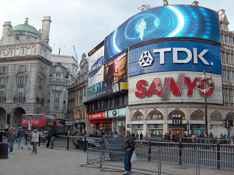 Tube stop: Leicester Square, Covent Garden, Piccadilly Circus (Piccadilly