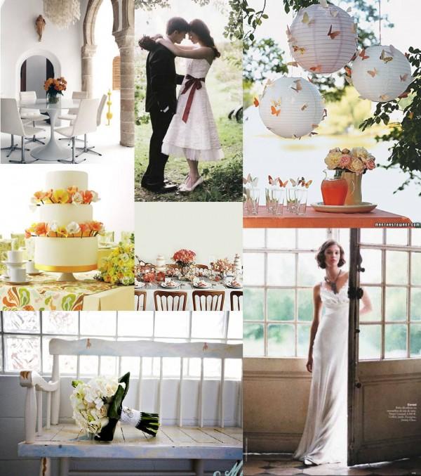 White-Orange-Wedding-Inspiration