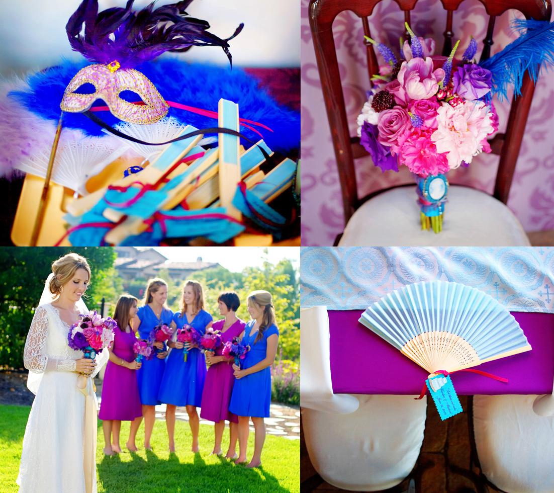 Real Weddings Blog: Real Wedding: Kirsten + Michael