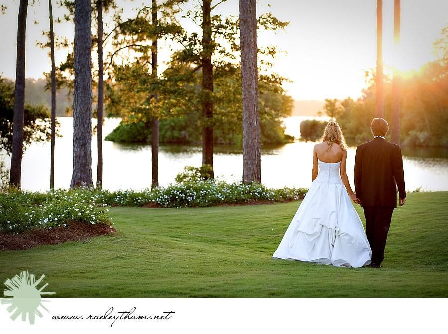 bride and groom steelwood golf resort
