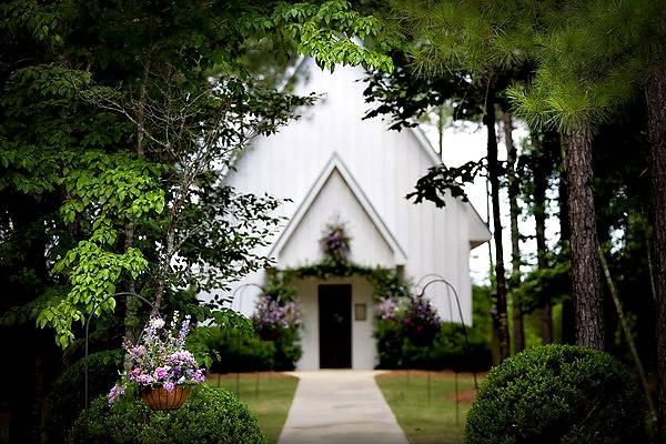 wedding chapel steelwood golf resort