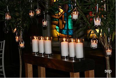 table decor ceremony