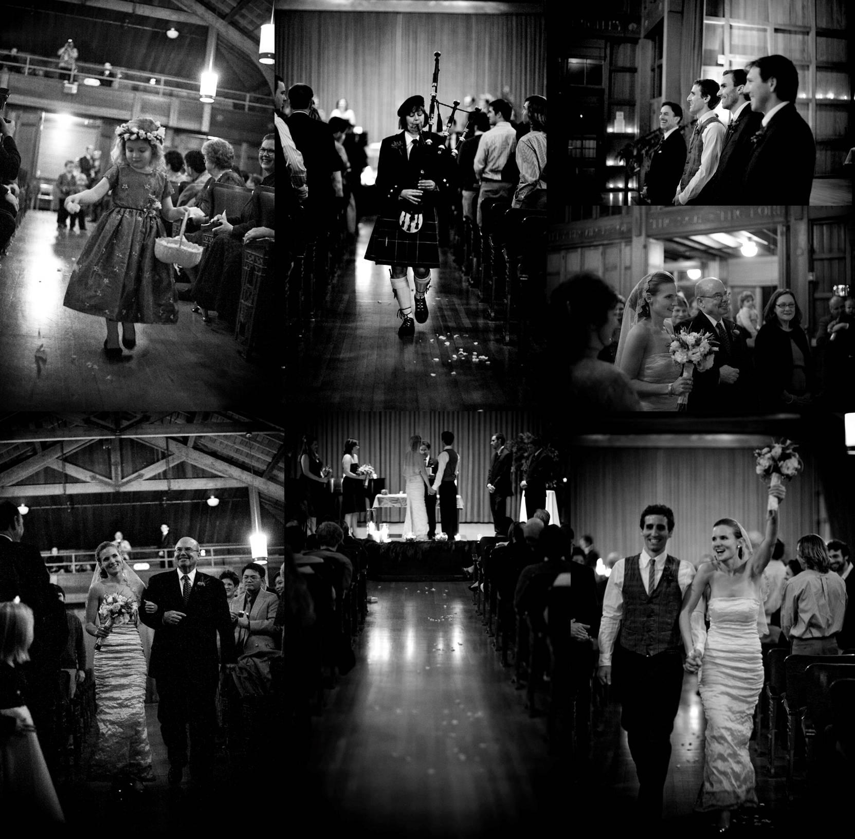 asilomar new years eve wedding