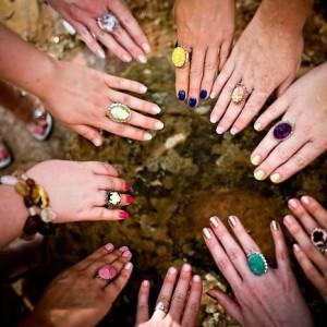 bohemian-bridesmaids-ring-shot