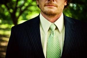 groom-green-striped-tie
