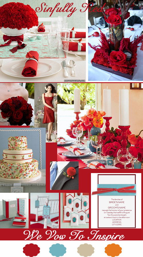 red and aqua board