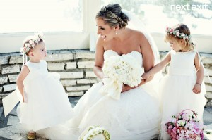 Flower-Girls-with-Floral-Wreaths