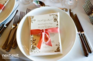 Gold-Letterpress-Wedding-Menu
