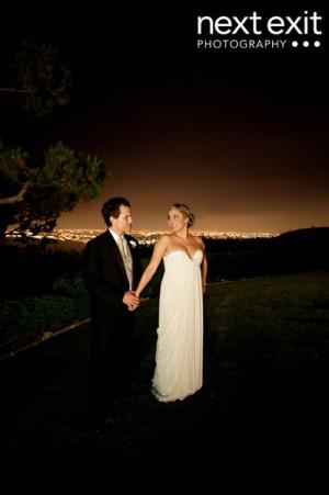 Los Angeles Wedding Portraits