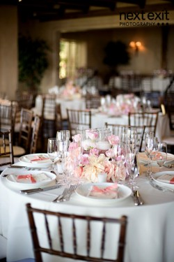 Pink-and-Brown-Wedding-Reception