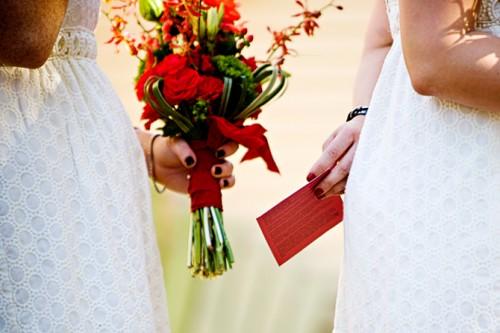 White-Eyelet-Bridesmaids-Dresses