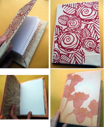 diy mini journals