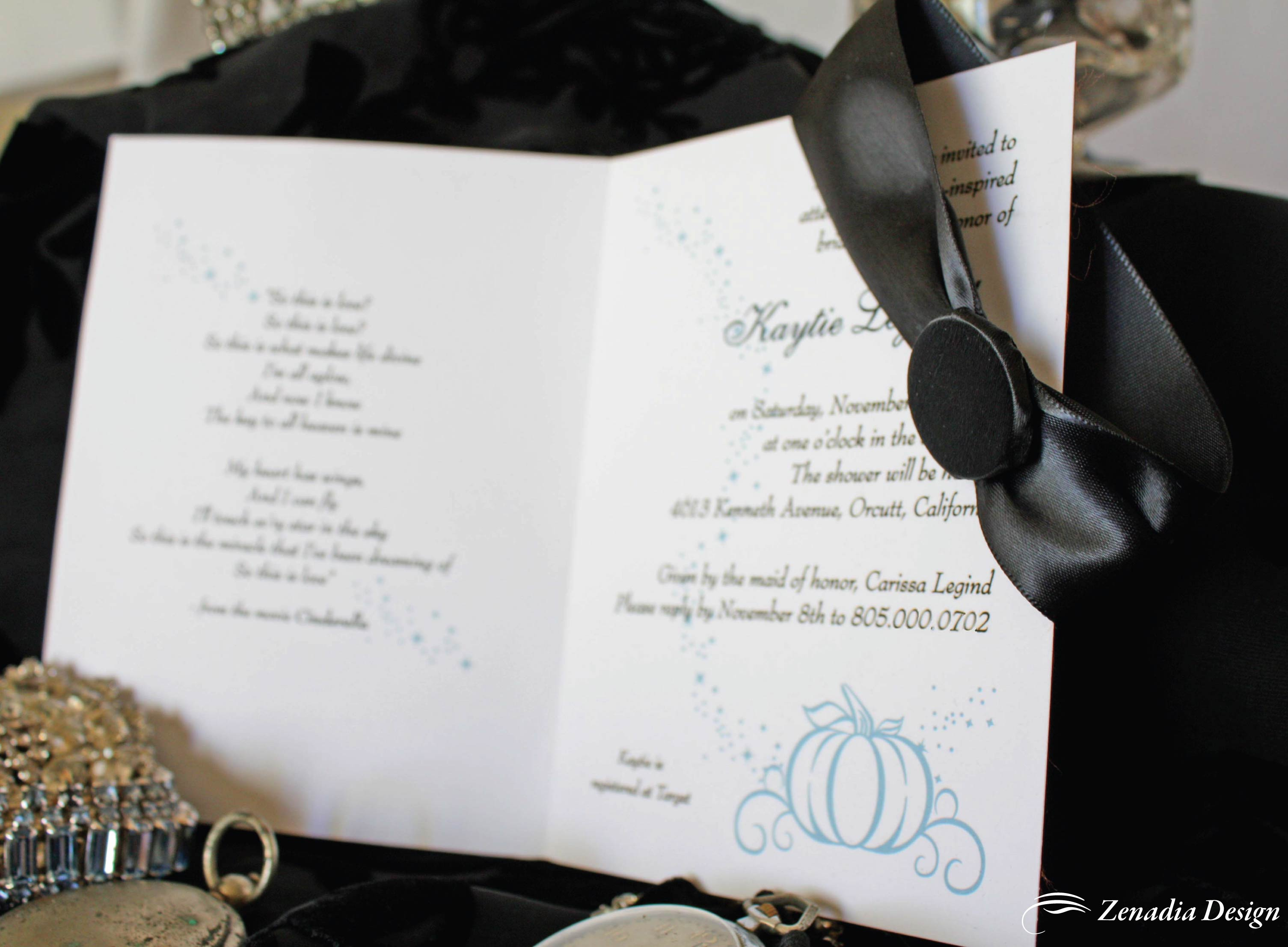 10 Ideas for your Disney-Themed Bridal Shower