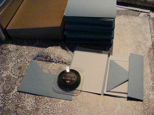 diy invitation supplies