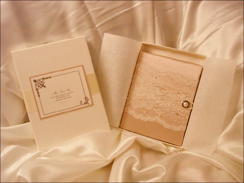 boxed save the date