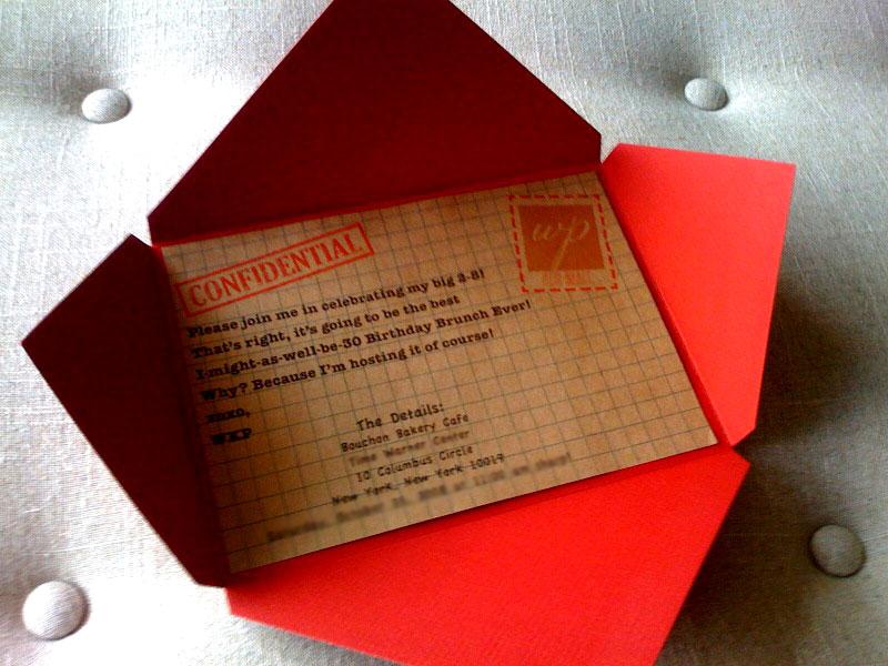 brunch invitations
