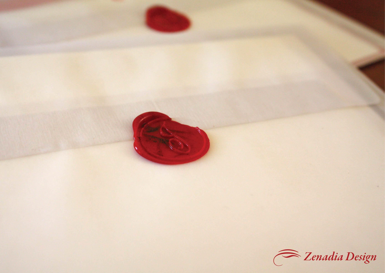 Pushing the Envelope - Elizabeth Anne Designs: The Wedding Blog