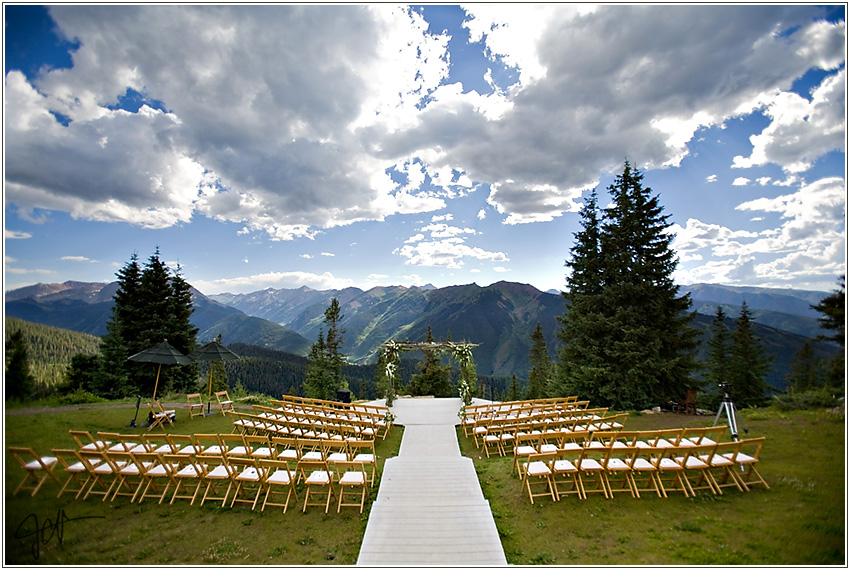 aspen colorado wedding