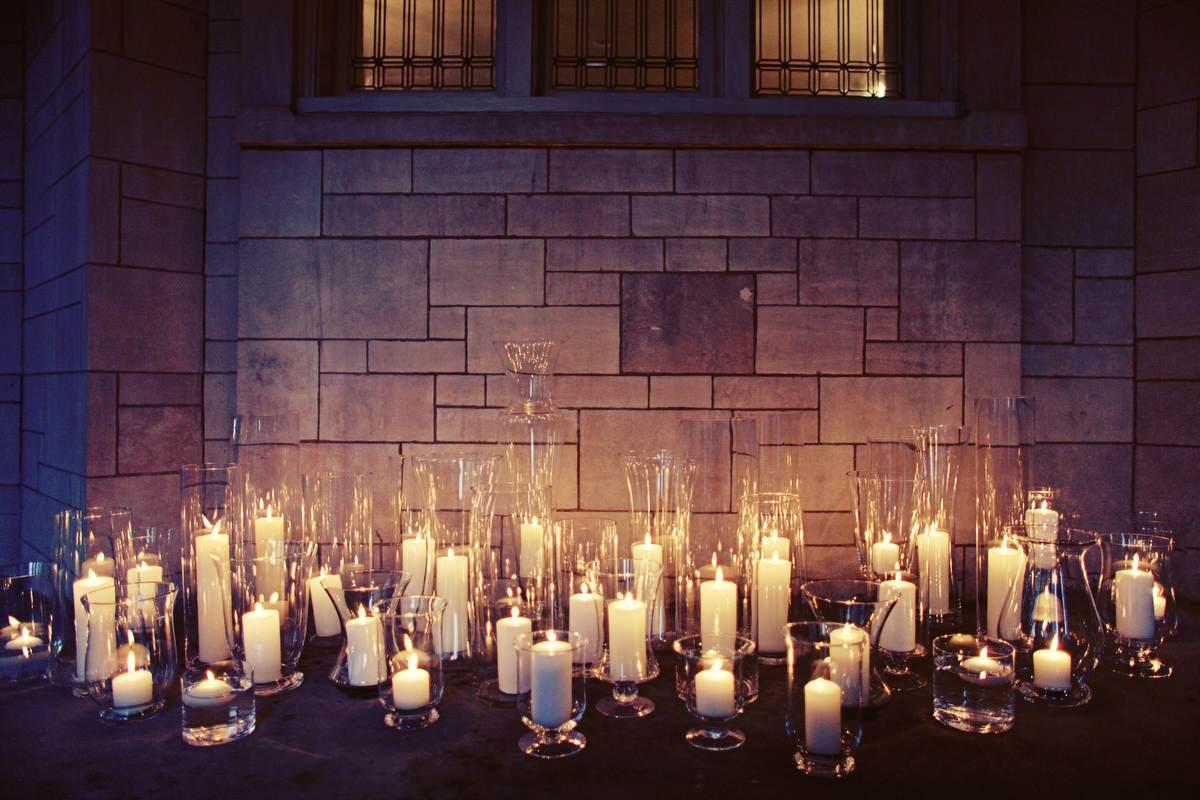 Lighting the Lawn and Porch - Elizabeth Anne Designs: The Wedding Blog