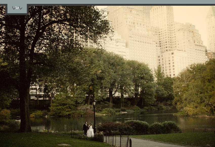 wedding blog central park yang photography
