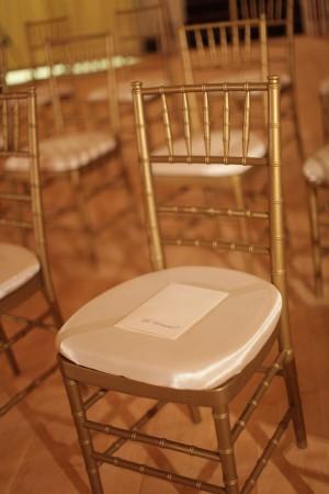 ceremony-programs-on-chair