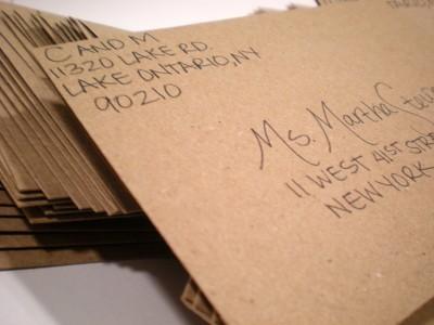 kraft paper envelopes