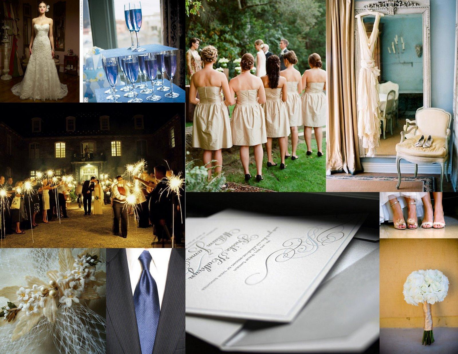 Color Inspiration - Elizabeth Anne Designs: The Wedding Blog