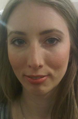 makeup after