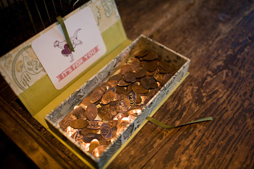 lucky penny favors