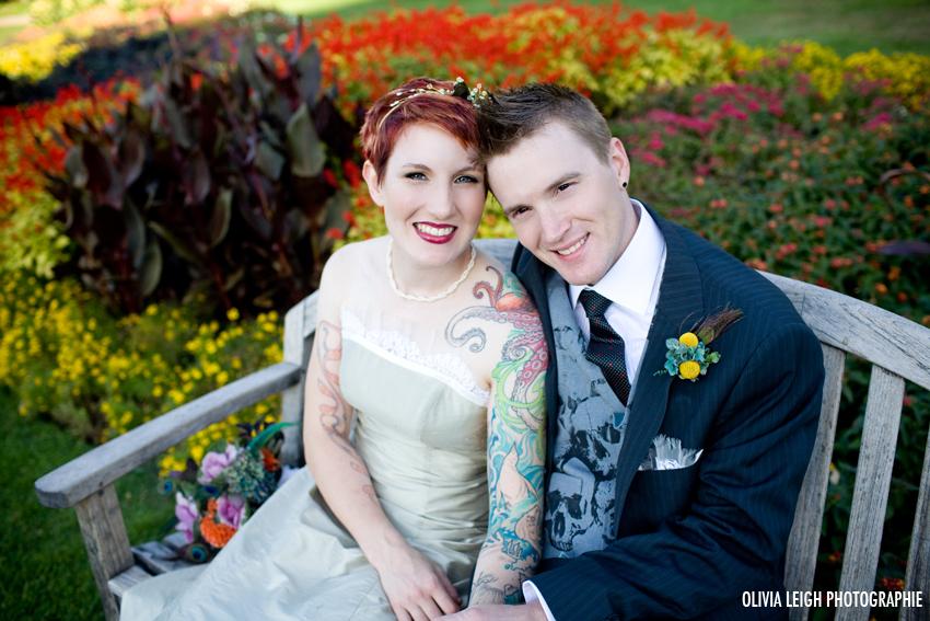 chicago new leaf wedding