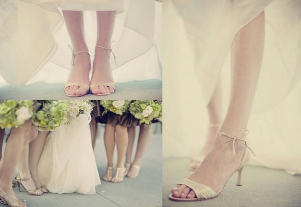 Gold-Manolo-Blahnik-Shoes