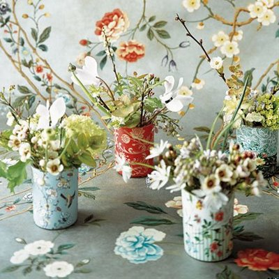 covered-tin-can-centerpieces