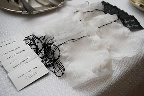 Diy Wedding Details Handmade Tea Bags