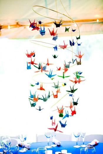 origami-crane-chandelier