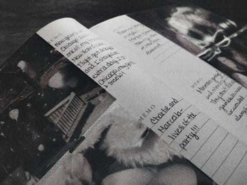 photo album for time capsule