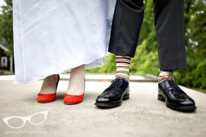 red-shoes-striped-socks