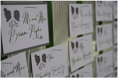 silhouette-escort-cards-posh-paperie