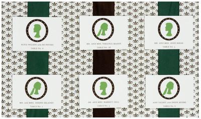 silhouette-escort-cards
