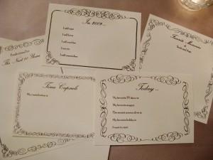 gocco cards